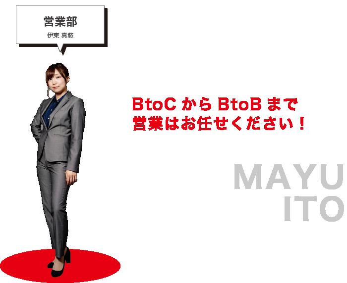 伊藤真悠の紹介